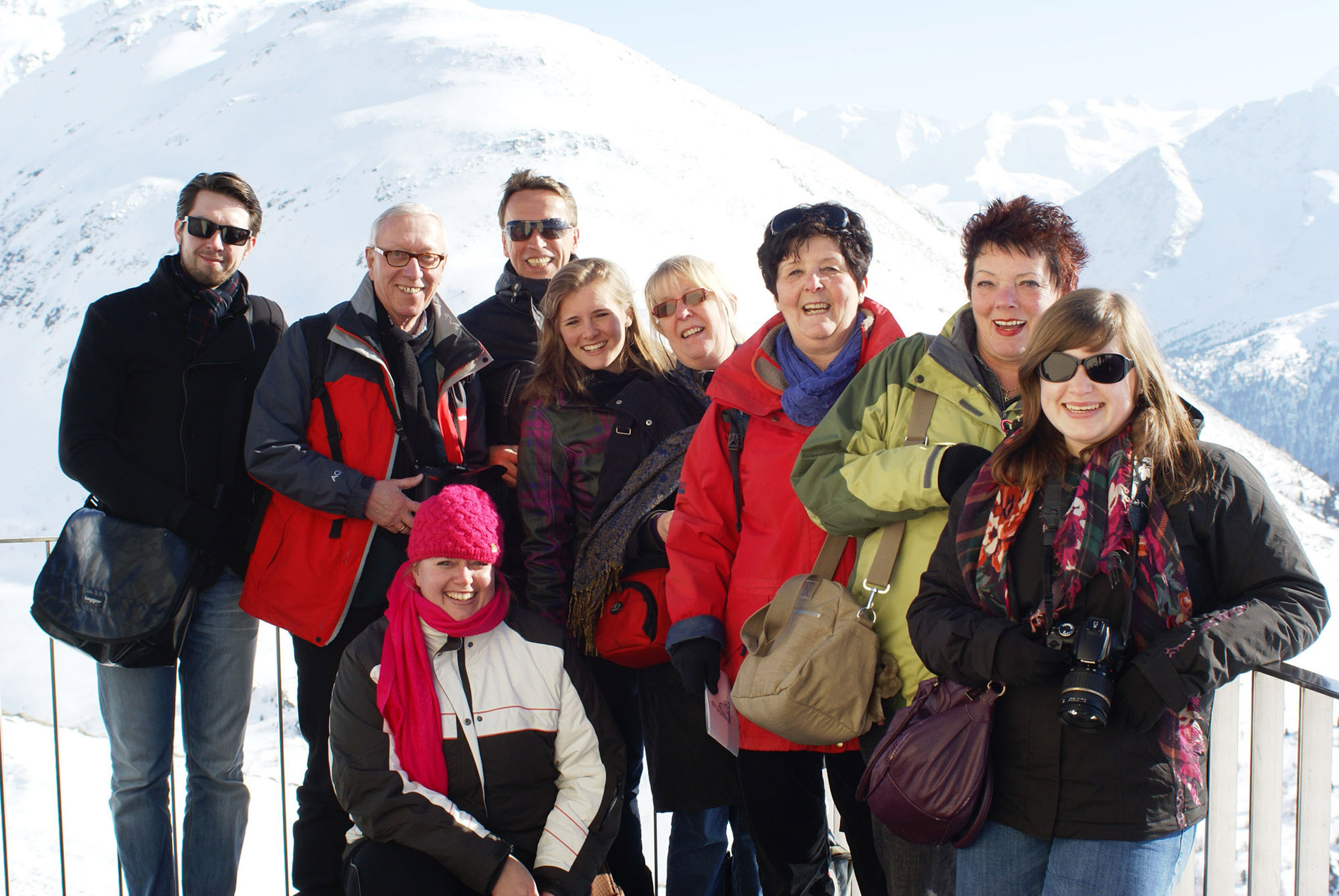 Press trip Graubünden, Switzerland, 2012.jpg